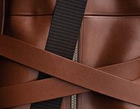 7 Sins - Full CGI & Retouching ( Leather Bag )
