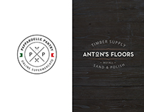 Pappardelle Pantry and Anton's Floors