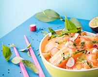 L'été sera Ceviche - Planet Sushi
