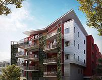Condominium in the USA