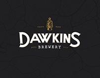 Dawkins Brewery - Identity