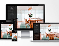 Collected Interiors Website Design