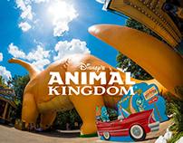 Games at Disney's Animal Kingdom