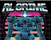 GIG Poster RL GRIME