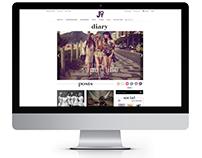 JOY - Responsive Blog Redesign
