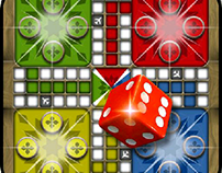 ludo icon and Ludo Board
