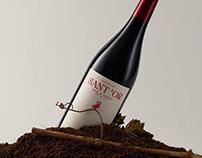 Sant 'Or Wine Series