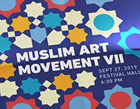Muslim Art Movement VII