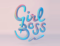 Little typography projects
