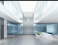 qingdao office space design