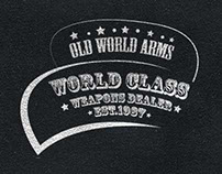 Old World Arms - Branding Project