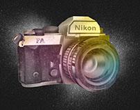 Nikon Fa Tribute