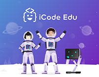 Icode Edu - Illustrations
