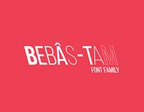 BEBAS-TAM ( FREE ) FONT FAMILY
