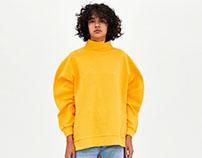 Zara TRF sweatshirt