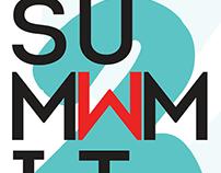 MARKETING SUMMIT | Logo & Merch design
