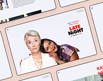 Late Night | Official Website