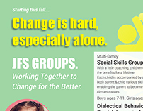 Jewish Family Services- Groups
