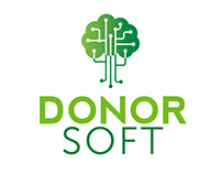Donor Soft Logo and Branding