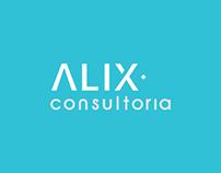 Criativamos para Alix Consultoria