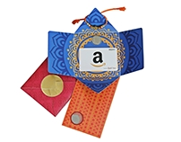 Gift Card and Envelope designs