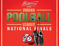 Budweiser - Indian Poolball League