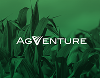 AgVenture Logo Design