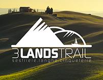3LandsTrail | Logo Concept