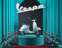 Art you ready for Vespa?