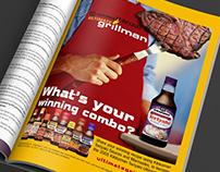 Kikkoman Ultimate Grillman Ad