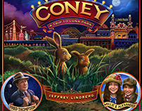 Coney - A Trip to Luna Park