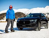 Maserati & Jamie Barrow