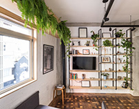 Lido 501 Apartment by Atelier Aberto Arquitetura