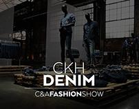 C&A Fashion Show / Clockhouse Denim Corner.