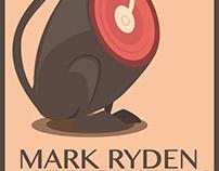 Poster conmemorativo Mark Ryden