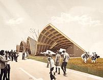 Chilean Pavilion, Expo Milano / Taller 8