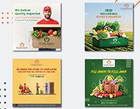 Social Media - Fruits Farm