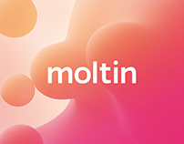Moltin - Brand Identity and Web Design