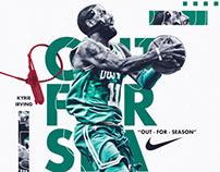 """NBA """"Off-White"""" Designs"""