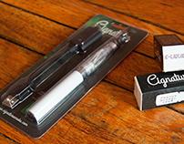 Cignature Smoke Packaging Design