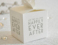 Wedding Favor Boxes Ideas