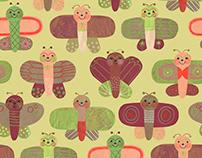PATTERN: Butterflies
