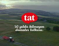 TAT-50 yıldır bitmeyen domates tutkusu