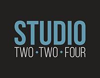 Studio 224 Rebrand