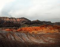 Canyon II·Xinjiang