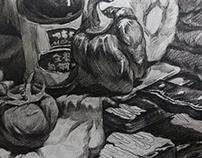 素描关系(中)Sketch relationship