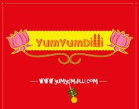 YumYum Dilli Packaging