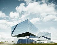 Paläon, Architect: Holzer Kobler Architekturen