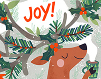 Joy! Christmas Cards