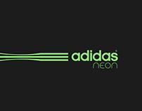 Adidas Neon - Shoe Box